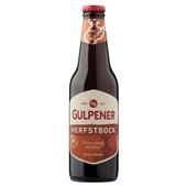 Gulpener bier herfstbock voorkant