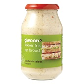 Gwoon Sandwichspread voorkant
