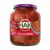 Hak Bonenschotel Chili Con Carne voorkant