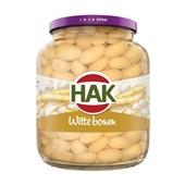 Hak Witte Bonen voorkant