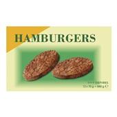 hamburgers voorkant