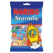 Haribo Starmix Uitdeelzak voorkant