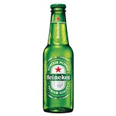 Heineken Pils Mono Fles 6X25 Cl achterkant
