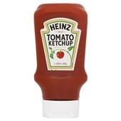 Heinz Ketchup Tomato Top Down voorkant