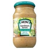 Heinz Sandwich Spread fijne kruiden voorkant