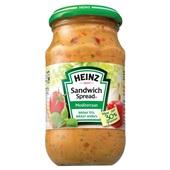 Heinz Sandwich Spread mediterraan voorkant