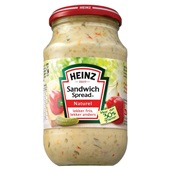 Heinz Sandwich Spread Naturel voorkant