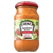 Heinz Sandwich Spread tomaat / lente ui voorkant
