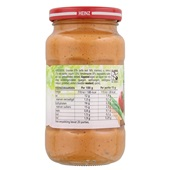 Heinz Sandwich Spread tomaat / lente ui achterkant