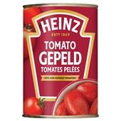 Heinz Tomaten Gepeld voorkant
