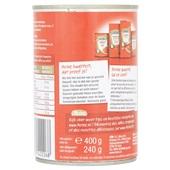 Heinz Tomaten Gepeld achterkant