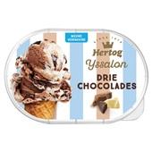 Hertog Ijs 3 Chocolade voorkant