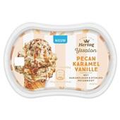 Hertog ijssalon pecan karamel vanille voorkant