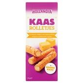 Hollandia kaasrolletjes voorkant