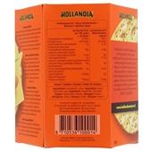 Hollandia Matzes Crackers Naturel achterkant
