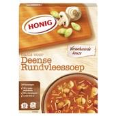 Honig Deense Rundvleessoep voorkant