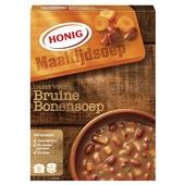Honig Maaltijdsoep bruine Bonen voorkant