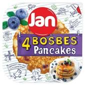 Jan pancakes bosbes voorkant