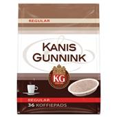 Kanis - Gunnink koffiepads regular voorkant