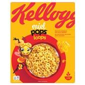 Kellogg's Ontbijtgranen Honey Loops voorkant