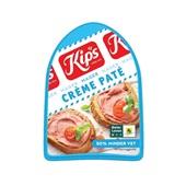 Kips Vleeswaren Crème Paté voorkant