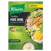 Knorr foodtrips poké bowl voorkant