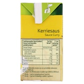 Knorr Kerriesaus achterkant