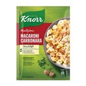 Knorr mix voor macaroni carbonara voorkant