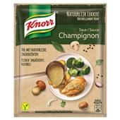 Knorr natuurlijk lekker champignon saus voorkant
