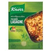 Knorr Wereldgerechten Italiaanse lasagne bolognese voorkant