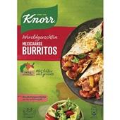 Knorr Wereldgerechten Mexicaanse burrito's voorkant