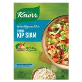 Knorr Wereldgerechten Thaise kip Siam voorkant