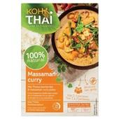 Koh Thai maaltijdpakket Massaman curry voorkant