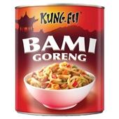 Kung-Fu Bami Goreng Kant & Klaar voorkant