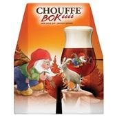 La Chouffe bier bok voorkant