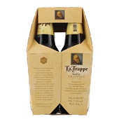 La Trappe Isid'or trappist achterkant