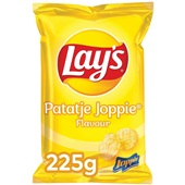 Lay's chips Patatje Joppie voorkant