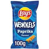 Lay's wokkels chips paprika voorkant