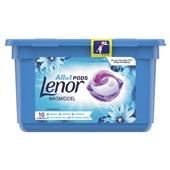 Lenor Allin1 pods wasmiddel voorkant