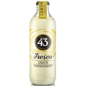 Licor 43 cocktail  Fresco Lemon voorkant