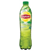 Lipton green ice tea original voorkant