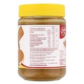 Lotus biscoff speculoos pasta original achterkant