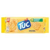 Lu Tuc Zoute Snack Naturel voorkant