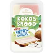 Lubeck kokosbrood zero voorkant