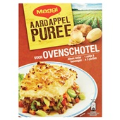 Maggi Aardappelpuree Ovenschotel voorkant