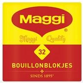 Maggi bouillonblokjes 32 stuks voorkant