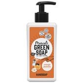 Marcel's Green Soap handzeep sinaasappel jasmijn voorkant