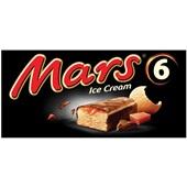 Mars Ijsrepen voorkant