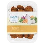 Maza falafel voorkant