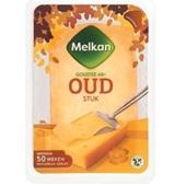 Melkan Goudse kaas oud stuk voorkant